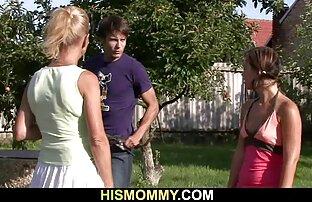 Una bionda matura succhia il cazzo di hard video gratuiti un ragazzo in molti modi diversi e le permette di penetrare il culo