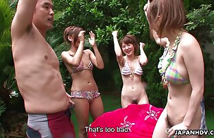 Figa pelosa video hard amatoriali gratuiti di giapponese teen ottenere scopata duro con i giocattoli del sesso