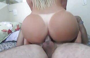 Una bionda matura video hard gratis orge seduce un giovane amante in una succosa scopata con lei e alla fine